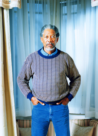 morgan freeman, actor
